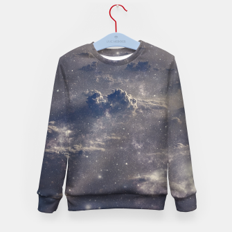 Thumbnail image of Cloud Soft Kid's Sweater, Live Heroes