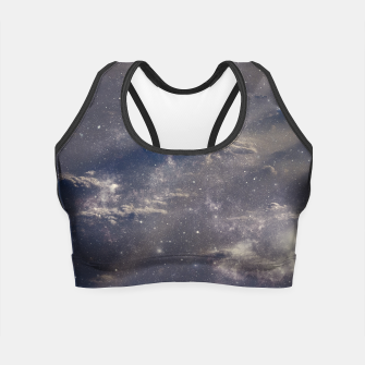 Thumbnail image of Cloud Soft Crop Top, Live Heroes