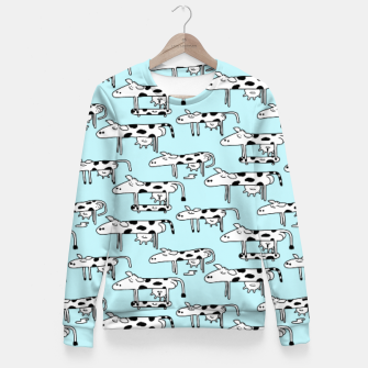 Miniaturka Moocow Fitted Waist Sweater, Live Heroes