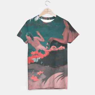 Thumbnail image of Gauguin T-shirt, Live Heroes