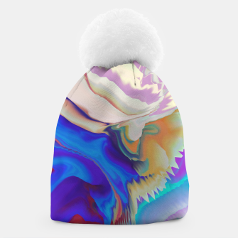 Miniaturka Abstract colorful flow of crystals Gorro, Live Heroes