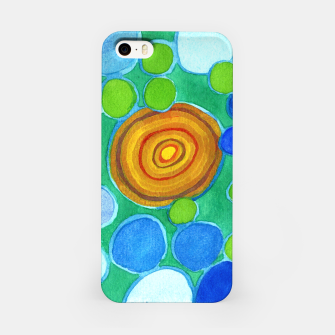 Thumbnail image of Stones under Water  iPhone Case, Live Heroes