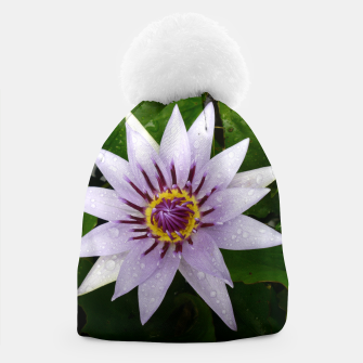 Thumbnail image of Lily flower Beanie, Live Heroes