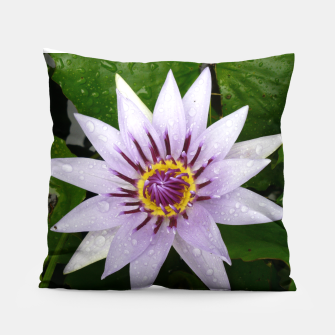 Thumbnail image of Lily flower Pillow, Live Heroes