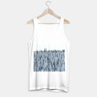 Miniature de image de Frozen forest  Tank Top regular, Live Heroes