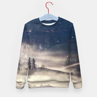 Thumbnail image of Solar Storm Kid's Sweater, Live Heroes