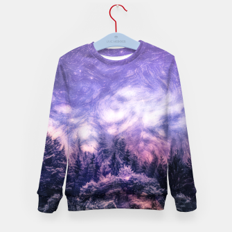 Thumbnail image of Utopian Dream Kid's Sweater, Live Heroes