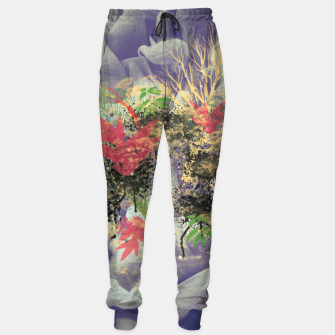 Miniatur Abstract_01 Sweatpants, Live Heroes
