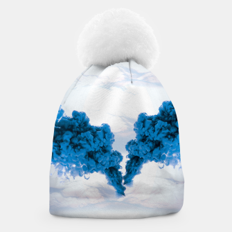 Thumbnail image of Ink Drop Beanie, Live Heroes