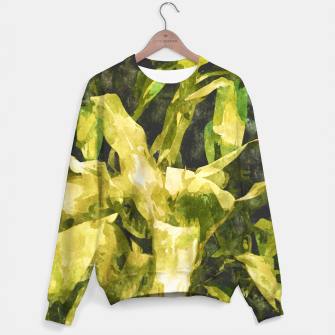 Thumbnail image of Green Nature Sweater, Live Heroes