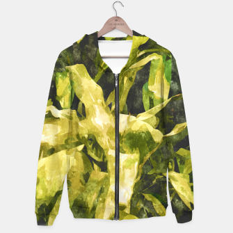 Thumbnail image of Green Nature Hoodie, Live Heroes