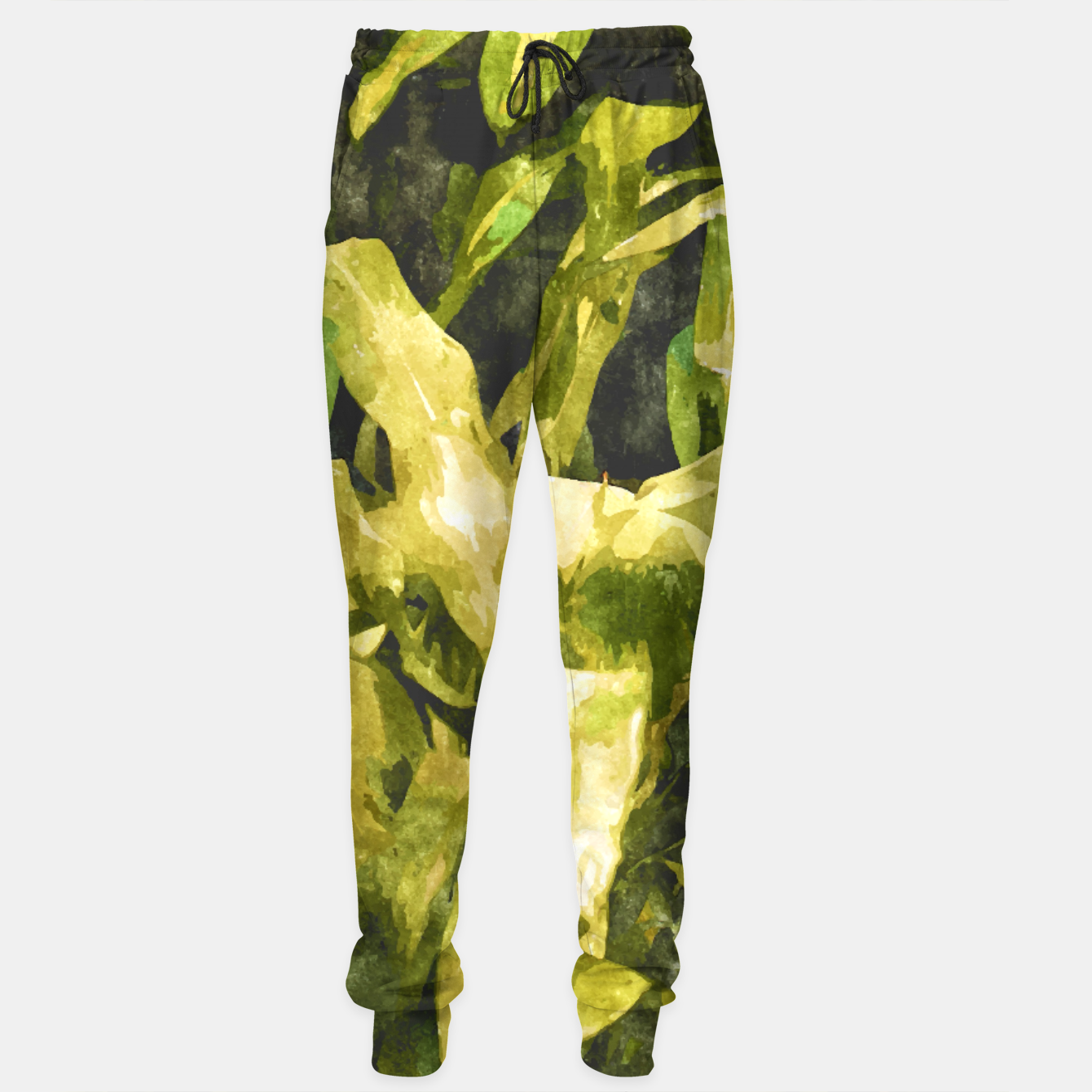 Foto Green Nature Sweatpants - Live Heroes