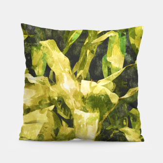 Thumbnail image of Green Nature Pillow, Live Heroes