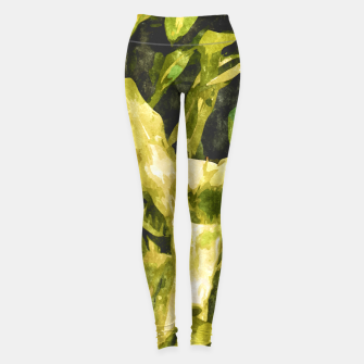 Thumbnail image of Green Nature Leggings, Live Heroes