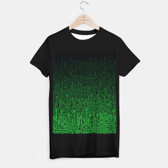 Reboot II GREEN T-shirt regular thumbnail image
