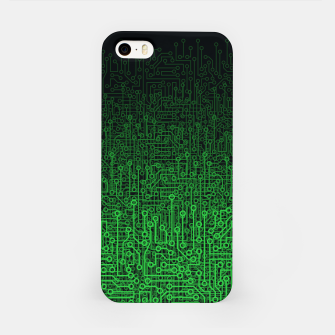 Reboot II GREEN iPhone Case thumbnail image