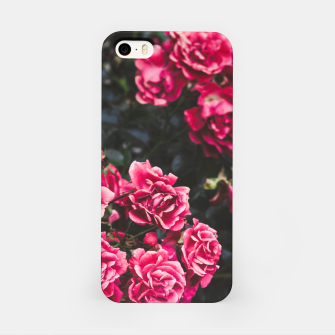 Shades of red iPhone Case Bild der Miniatur