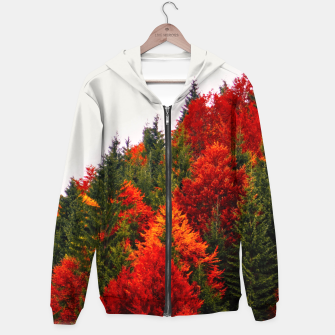Thumbnail image of Autumn shades Hoodie, Live Heroes