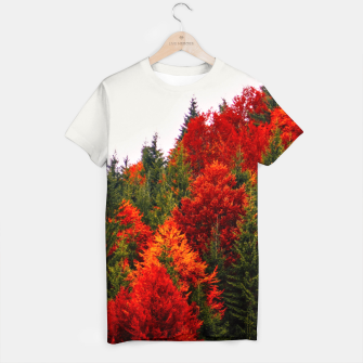 Thumbnail image of Autumn shades T-shirt, Live Heroes