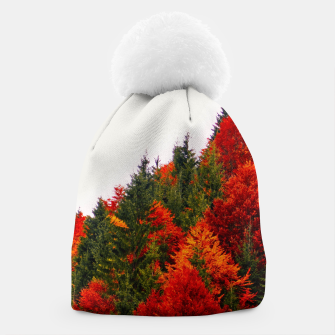 Thumbnail image of Autumn shades Beanie, Live Heroes
