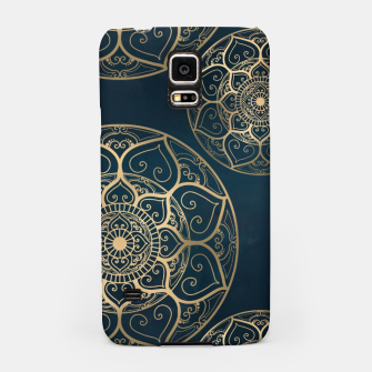 Thumbnail image of Mandala Night Blue Samsung Case, Live Heroes