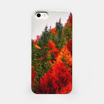 Thumbnail image of Autumn shades iPhone Case, Live Heroes