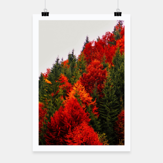 Thumbnail image of Autumn shades Poster, Live Heroes