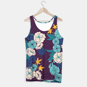 Jungle Pattern 004 Tank Top Bild der Miniatur