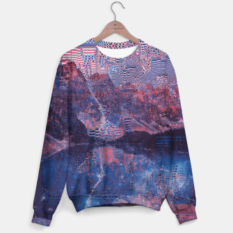 Thumbnail image of Glitch3d Sweater, Live Heroes