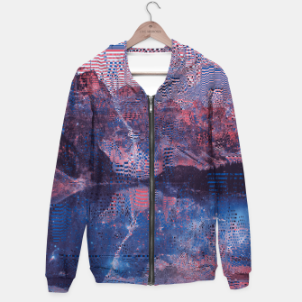 Thumbnail image of Glitch3d Hoodie, Live Heroes