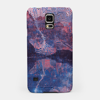 Thumbnail image of Glitch3d Samsung Case, Live Heroes
