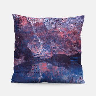 Thumbnail image of Glitch3d Pillow, Live Heroes