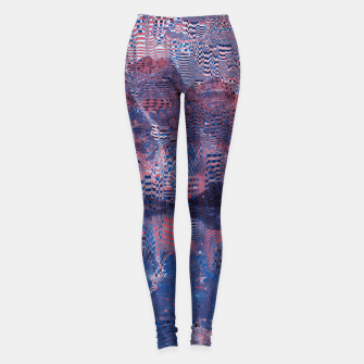 Thumbnail image of Glitch3d Leggings, Live Heroes