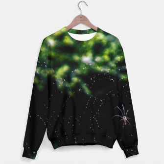 Thumbnail image of The spiderweb Sweater, Live Heroes