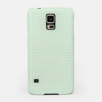 Thumbnail image of geometry graphic design Samsung Case, Live Heroes