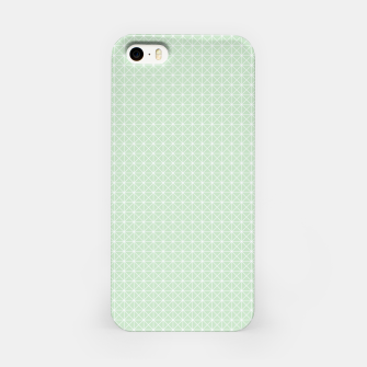 Thumbnail image of geometry graphic design iPhone Case, Live Heroes