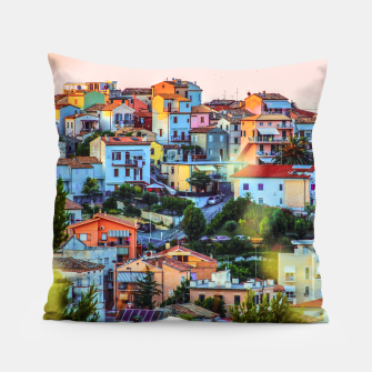 Thumbnail image of Ancona Pillow, Live Heroes