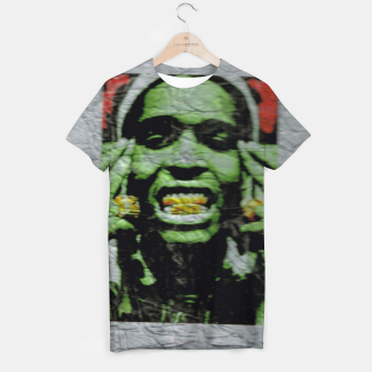 Thumbnail image of ROCKY T-shirt, Live Heroes