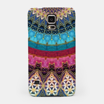 Thumbnail image of Sacred Feminine Soul Geometry  Samsung Case, Live Heroes