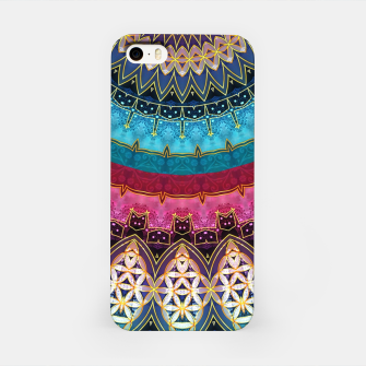 Thumbnail image of Sacred Feminine Soul Geometry  iPhone Case, Live Heroes