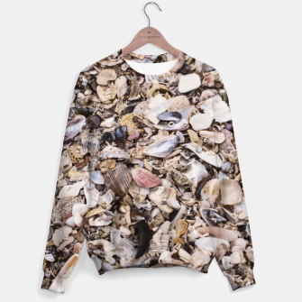 Broken shells Sweater Bild der Miniatur