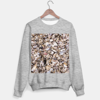 Broken shells Sweater regular Bild der Miniatur