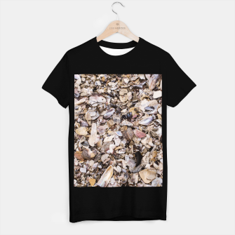Broken shells T-shirt regular Bild der Miniatur