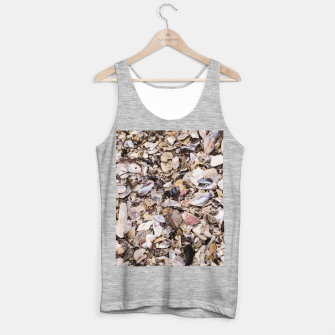Broken shells Tank Top regular Bild der Miniatur