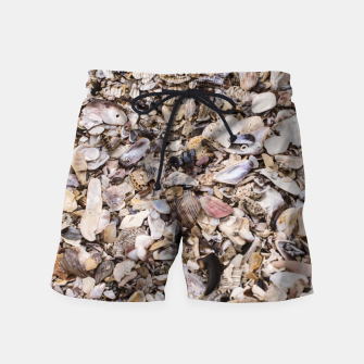 Broken shells Swim Shorts Bild der Miniatur