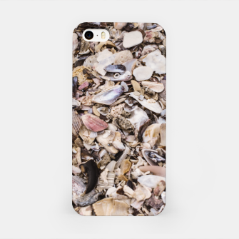 Broken shells iPhone Case Bild der Miniatur