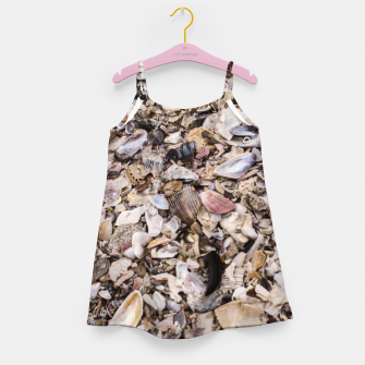 Broken shells Girl's Dress Bild der Miniatur