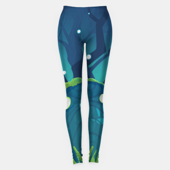 Miniatur Stone Magic Leggings, Live Heroes
