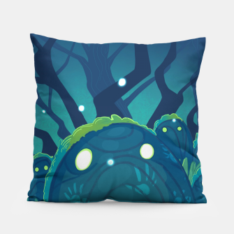 Thumbnail image of Stone Magic Pillow, Live Heroes
