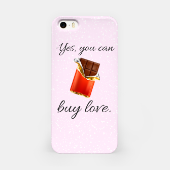 Miniatur The Valentine's Day chocolate iphone case, Live Heroes